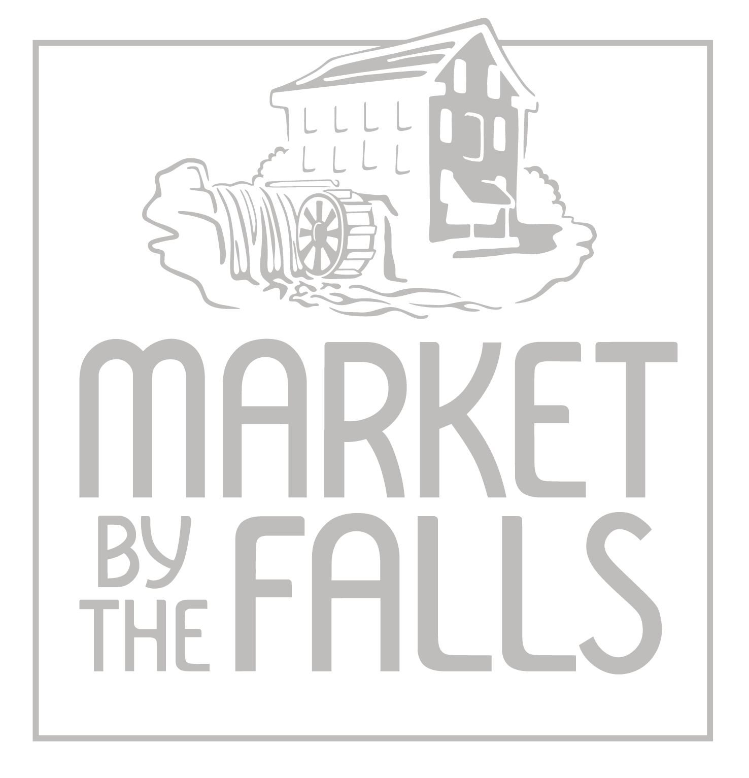 Market By The Falls Logo