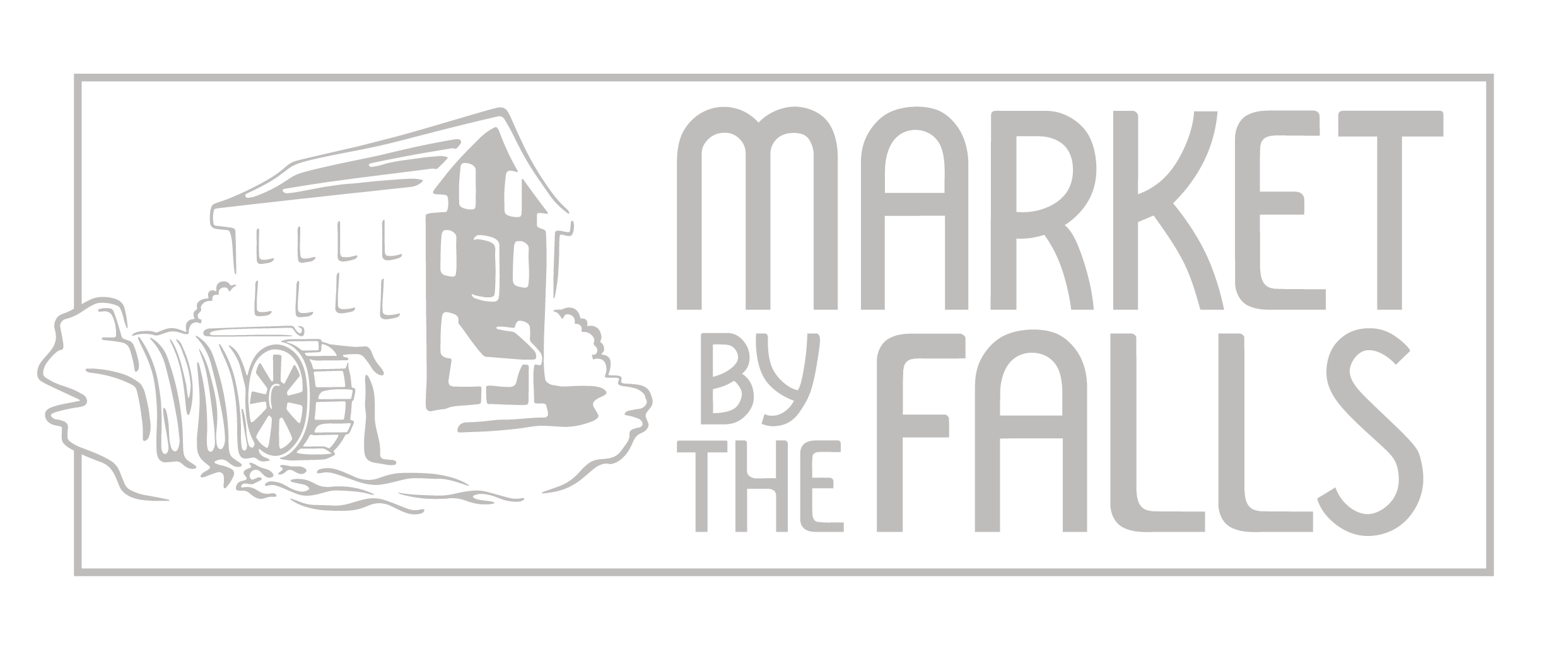 Market By The Falls Mobile Logo